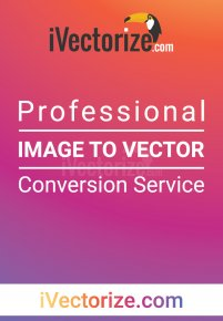 Professional Image to Vector Conversion Service