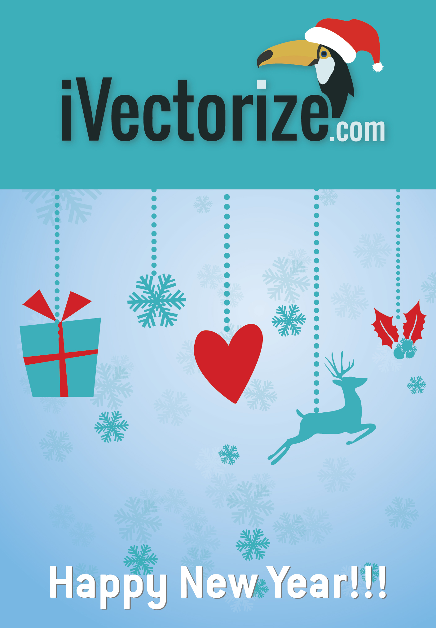 Read Season's Greetings from iVectorize.com Team