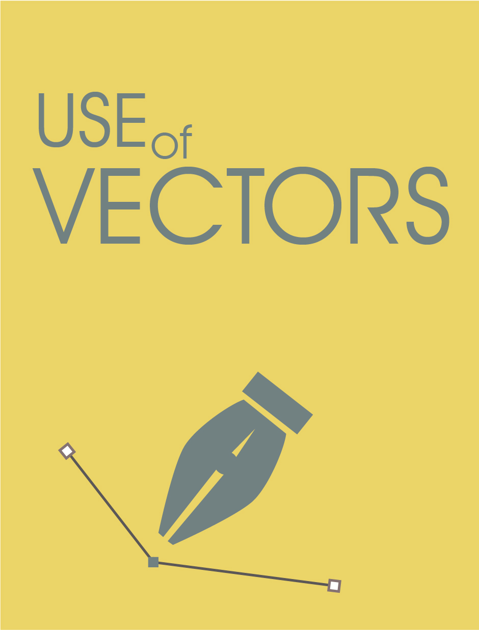 Where Do We Use Vectors?