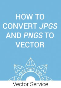 Image Conversion: JPG to Vector