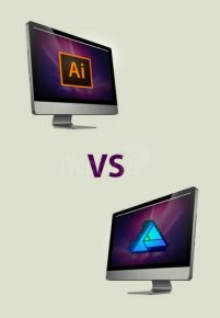 Differences between Adobe Illustrator and Affinity Designer